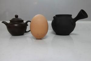 急須と茶壺①