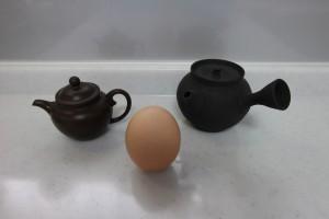 急須と茶壺②